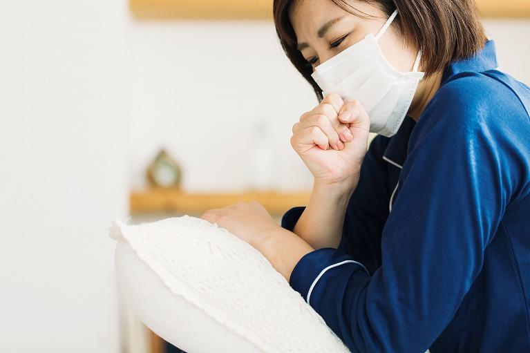 咳が止まらない!長引く咳を治したい!